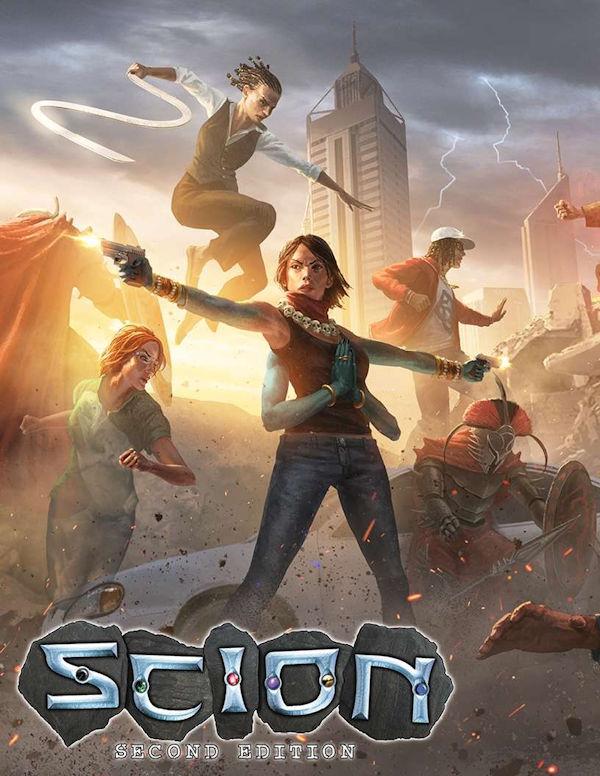 Scion (cover)