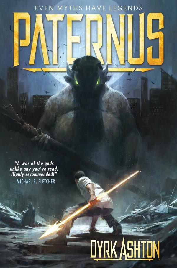 Paternus (cover 2)