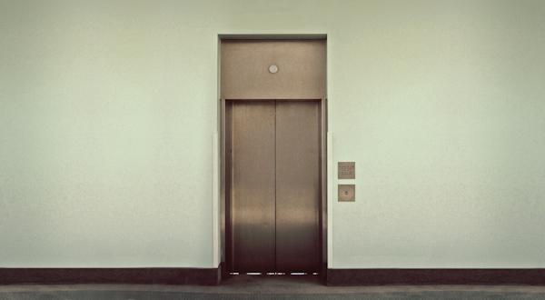 elevator doors by coombesy