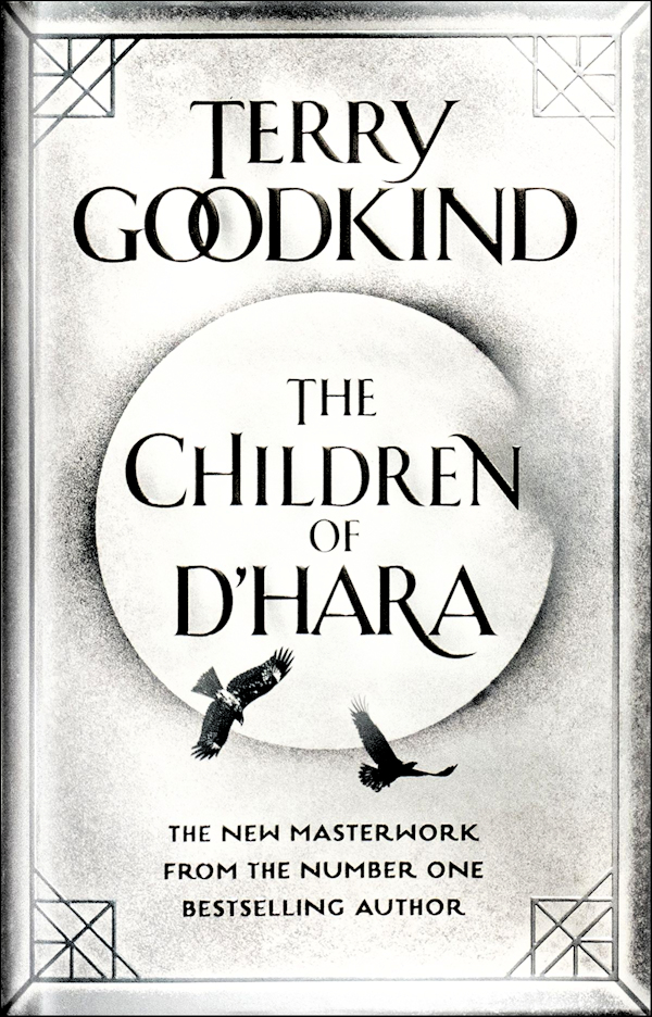 The Children of D'Hara (cover)