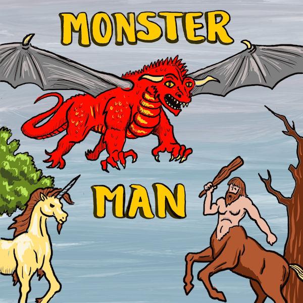 Monster Man (logo)
