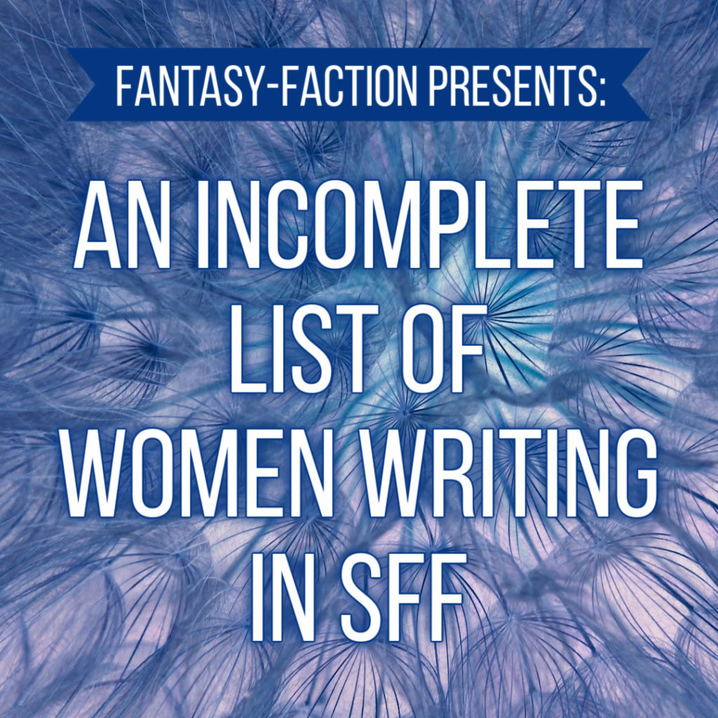 Women of SFF - dandilion by Erika Varga (insta with words)