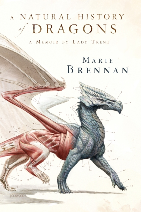 A Natural History of Dragons (cover)