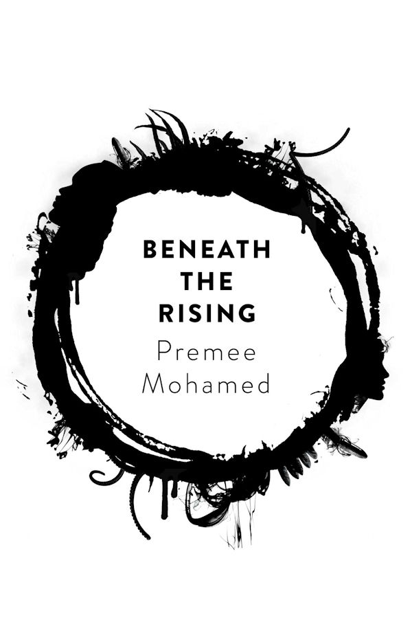 Beneath the Rising (cover)