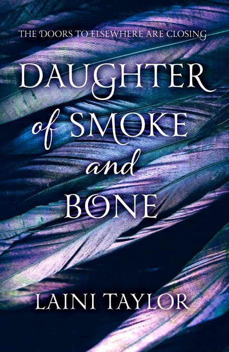 Daughter of Smoke & Bone (cover)