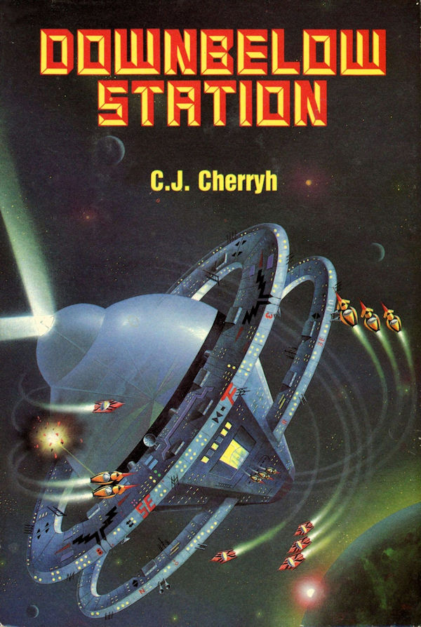 Downbelow Station (cover)