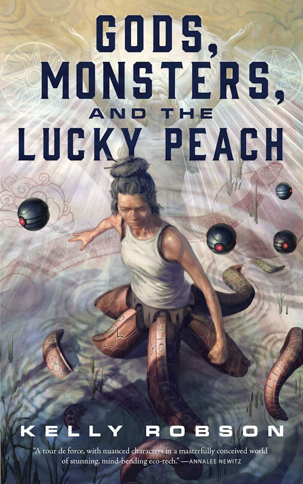 Gods, Monsters, and the Lucky Peach (cover)