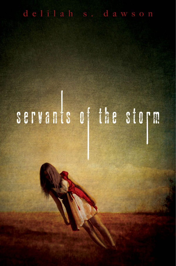 Servants of the Storm (cover)