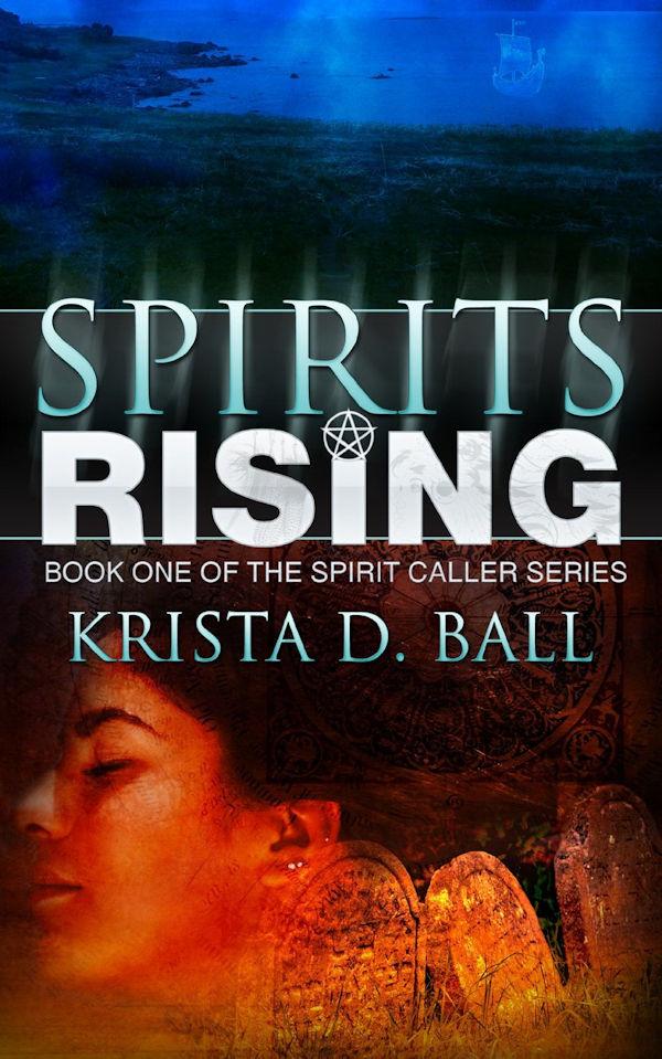 Spirits Rising (cover)