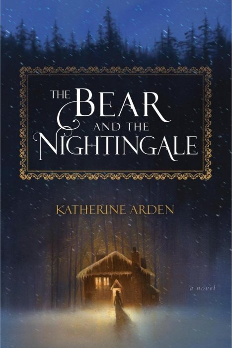 The Bear and the Nightingale (cover)