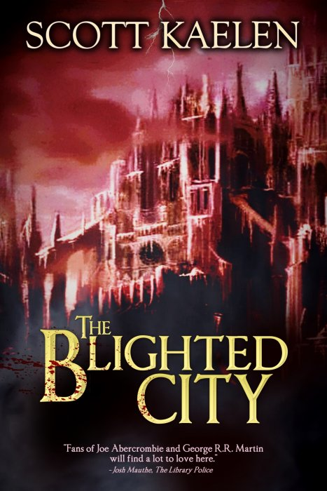 The Blighted City (cover)
