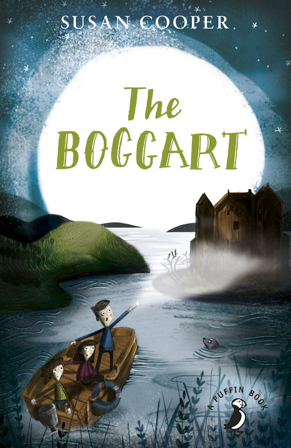 The Boggart (cover)