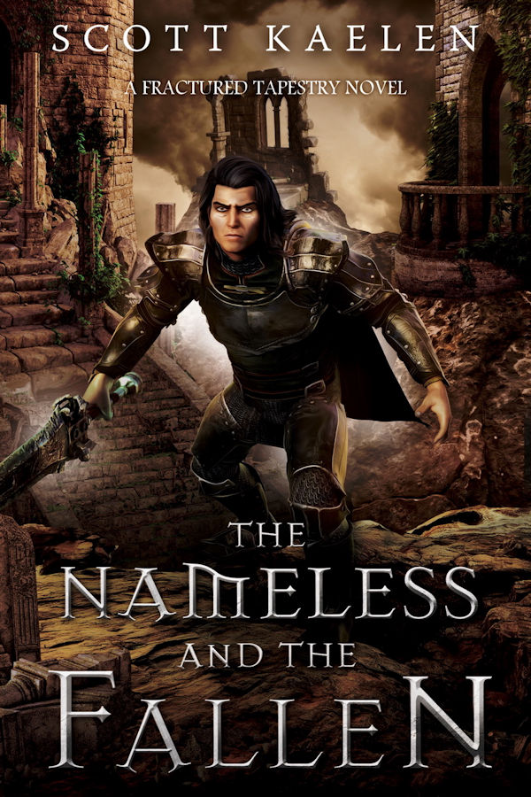 The Nameless and the Fallen (cover)
