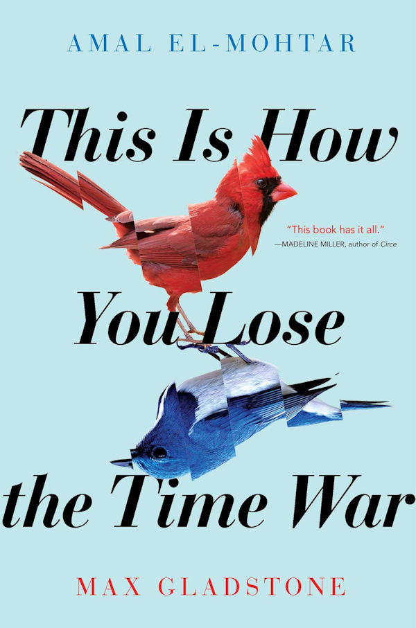 This is How You Lose the Time War (cover)